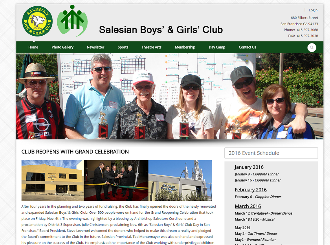 Salesian Boys and Girls Club